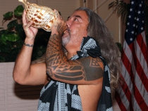 Kawika Au - opening conch shell sound