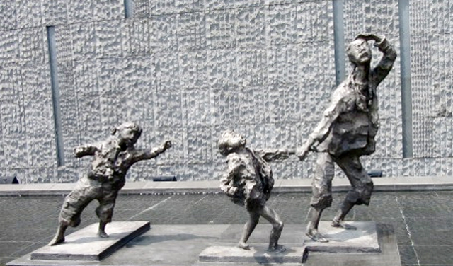 Nanjing-Massacre-sculpture