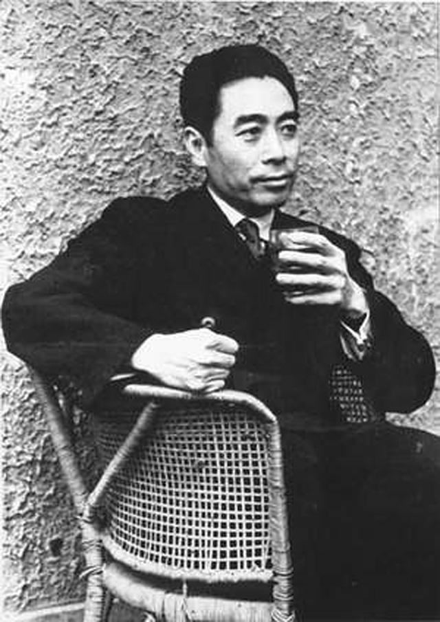 Zhou-Enlai-Tea-Nanjing